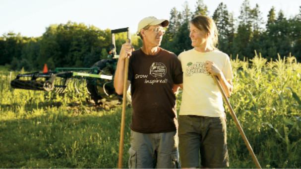 CSA homesteading